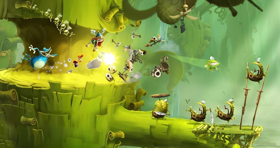 Rayman Legends Review - Screenshot 4 of 4