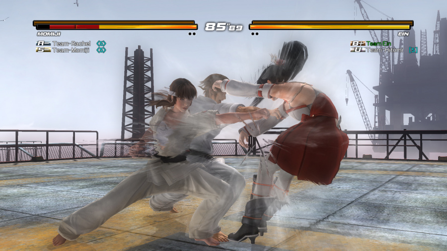 Dead or Alive 5 Ultimate Review - Screenshot 1 of 4