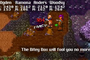 Dragon Fantasy: Book II Screenshot