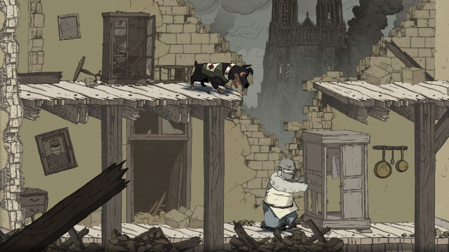 Valiant Hearts: The Great War Review - Screenshot 3 of 5