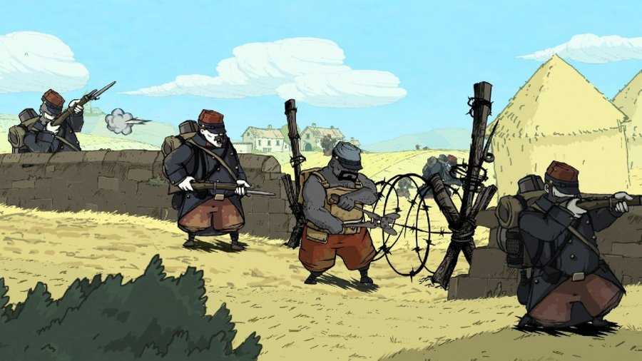 Valiant Hearts: The Great War Review - Screenshot 5 of 5