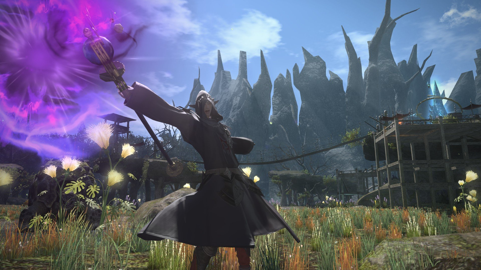 Final Fantasy XIV Online: A Realm Reborn Review (PS3) | Push Square