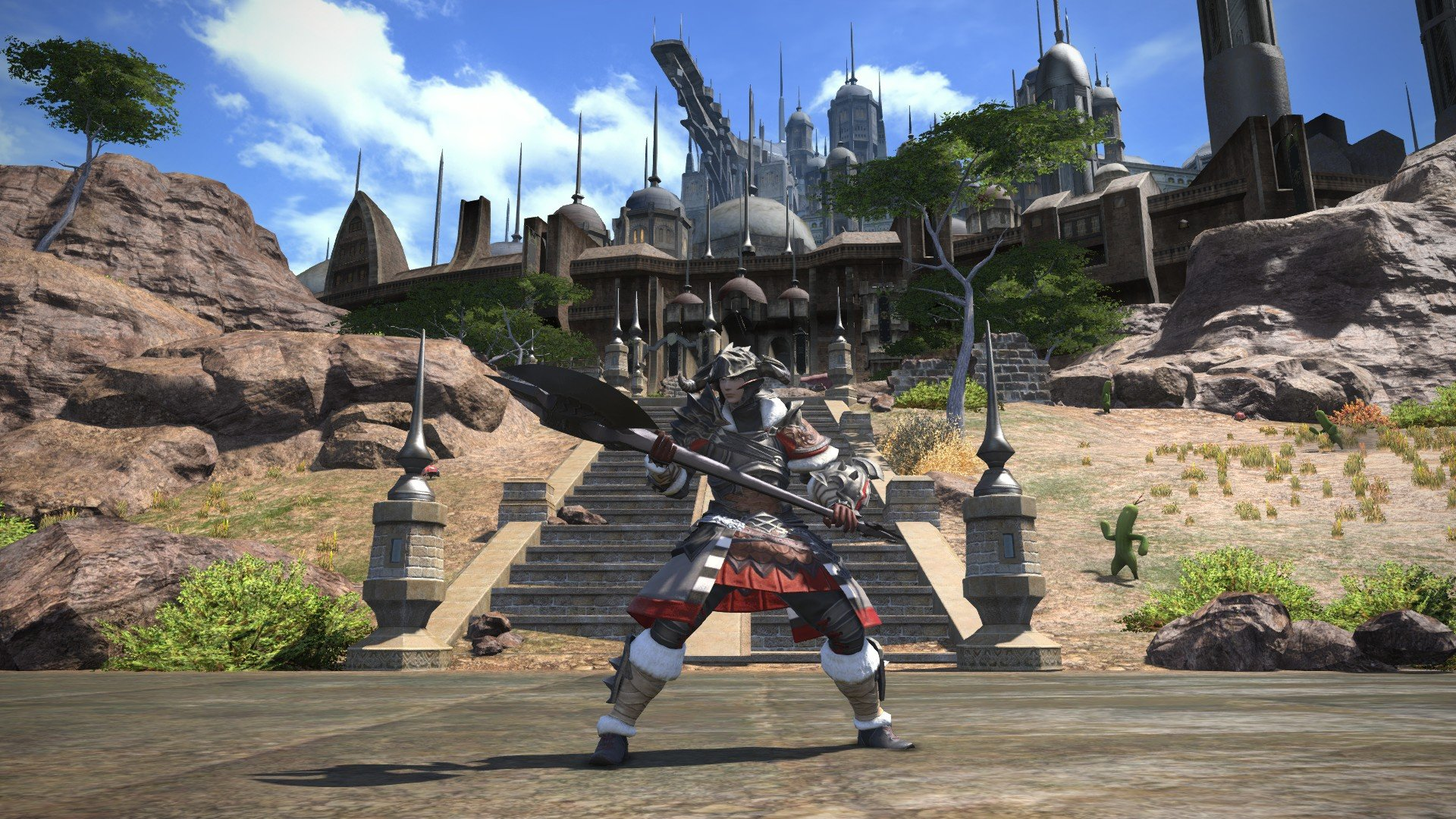 Final Fantasy XIV Online: A Realm Reborn Review (PS3)   Push