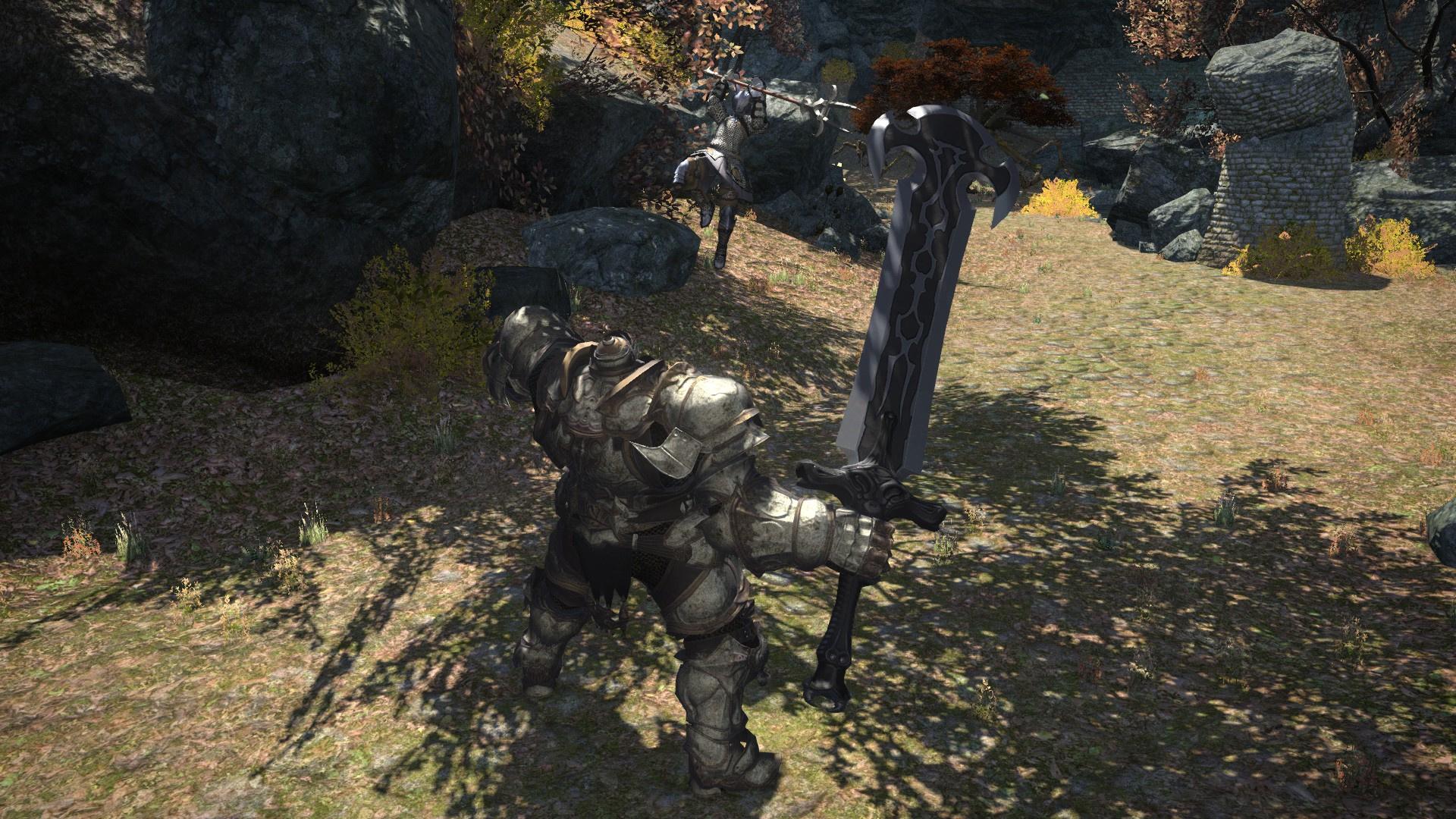 Final Fantasy XIV Online: A Realm Reborn Review (PS3) | Push