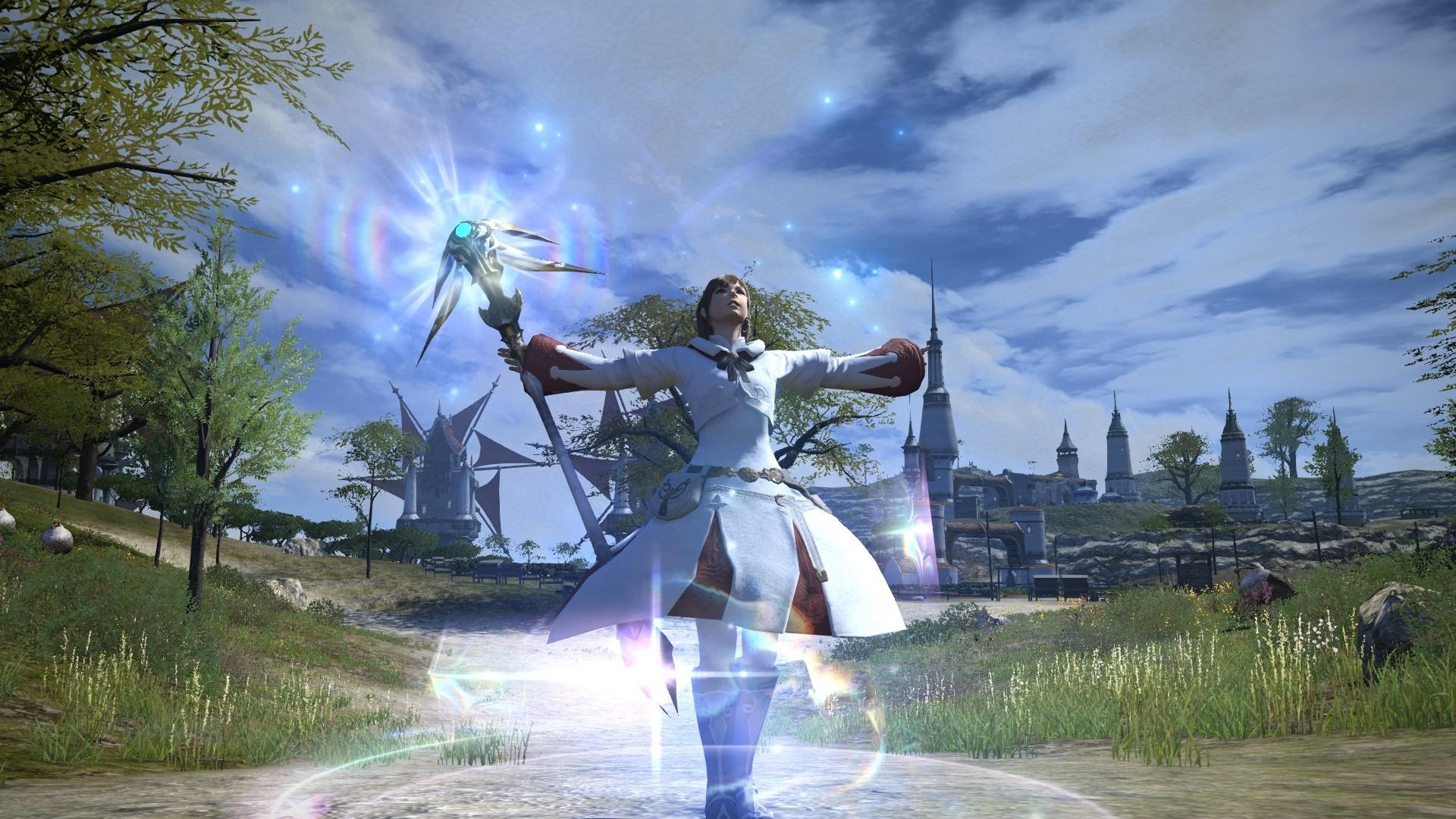 Final Fantasy XIV Online: A Realm Reborn Review (PS3 ...