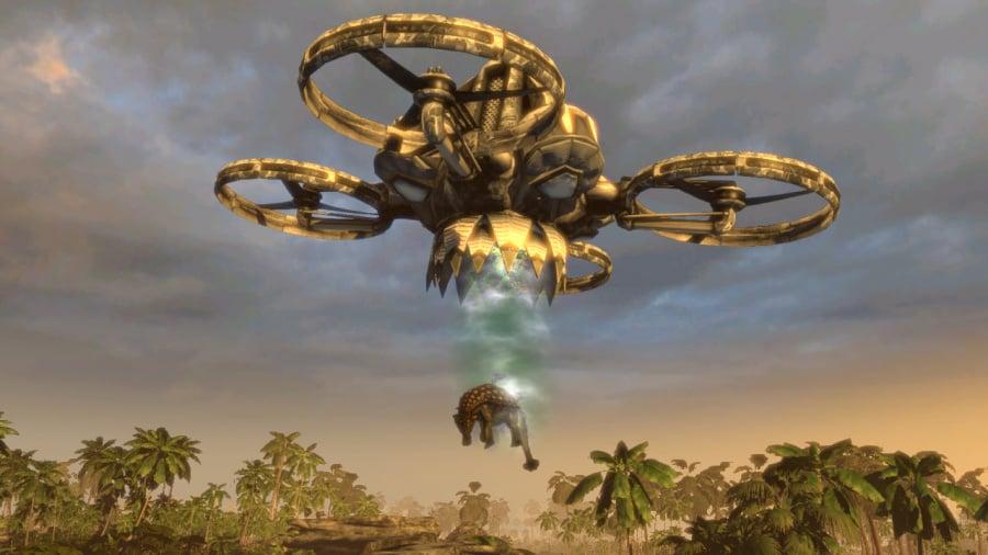 Carnivores: Dinosaur Hunter HD Review - Screenshot 2 of 4