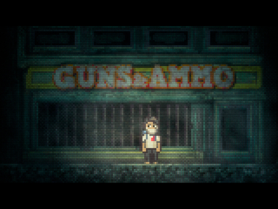 Lone Survivor: The Director's Cut Review - Screenshot 2 of 4