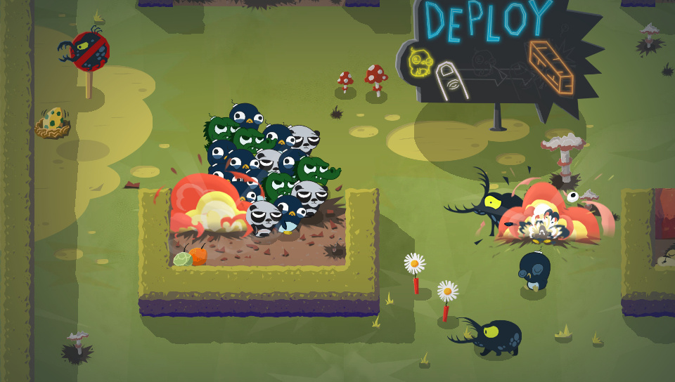Super Exploding Zoo (PS Vita / PlayStation Vita) News, Reviews ...