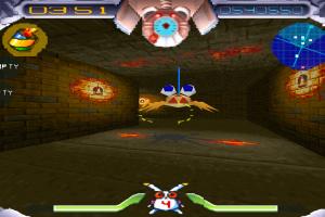 Jumping Flash! Screenshot