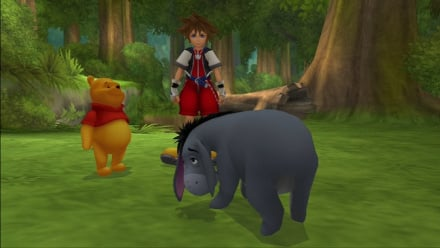 Kingdom Hearts HD 1.5 ReMIX Screenshot