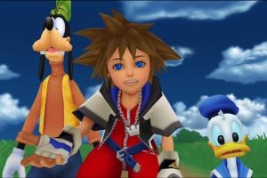 Kingdom Hearts HD 1.5 ReMIX Screenshot