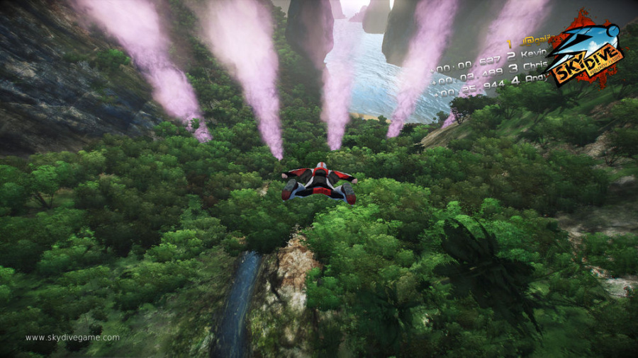 Skydive: Proximity Flight Review - Screenshot 3 of 4