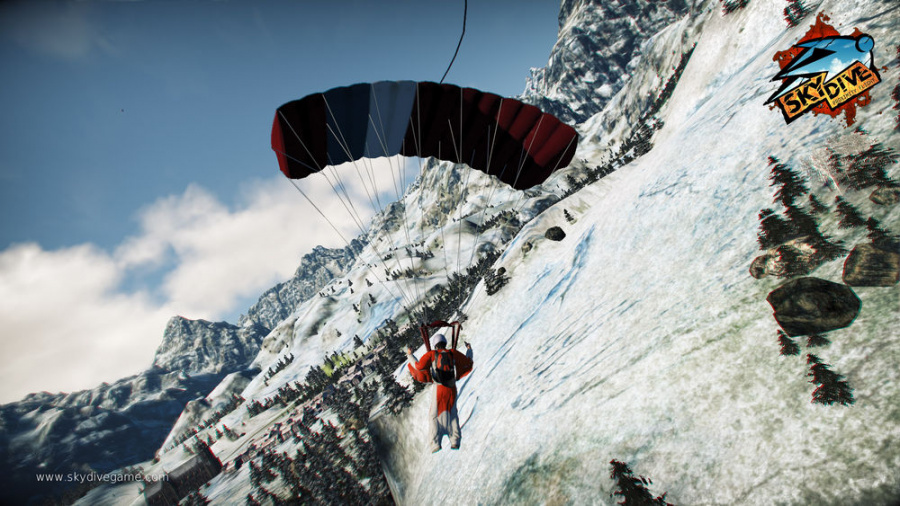 Skydive: Proximity Flight Review - Screenshot 1 of 4