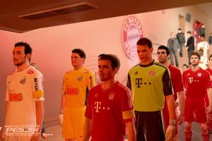 PES 2014: Pro Evolution Soccer Screenshot