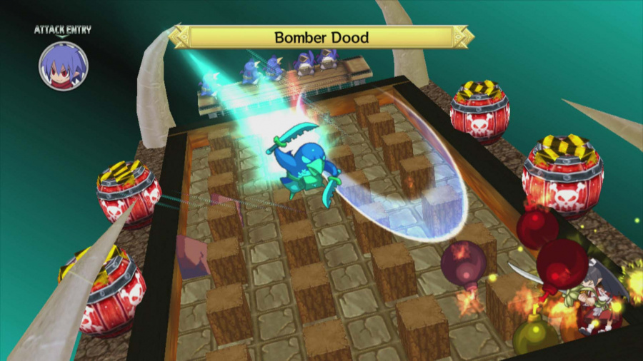 Disgaea D2: A Brighter Darkness Review - Screenshot 1 of 4