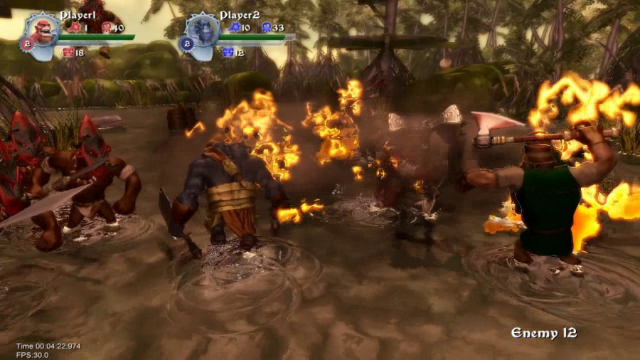 Orc Attack: Flatulent Rebellion Review - Screenshot 3 of 4