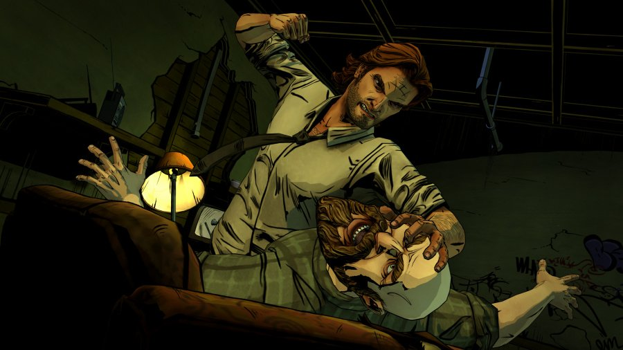 The Wolf Among Us: Episode 1 - Faith Review - Screenshot 4 of 5