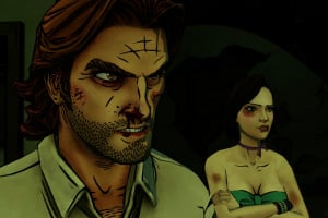 The Wolf Among Us: Episode 1 - Faith Screenshot