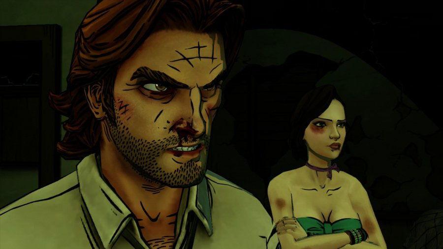 The Wolf Among Us: Episode 1 - Faith Review - Screenshot 2 of 5
