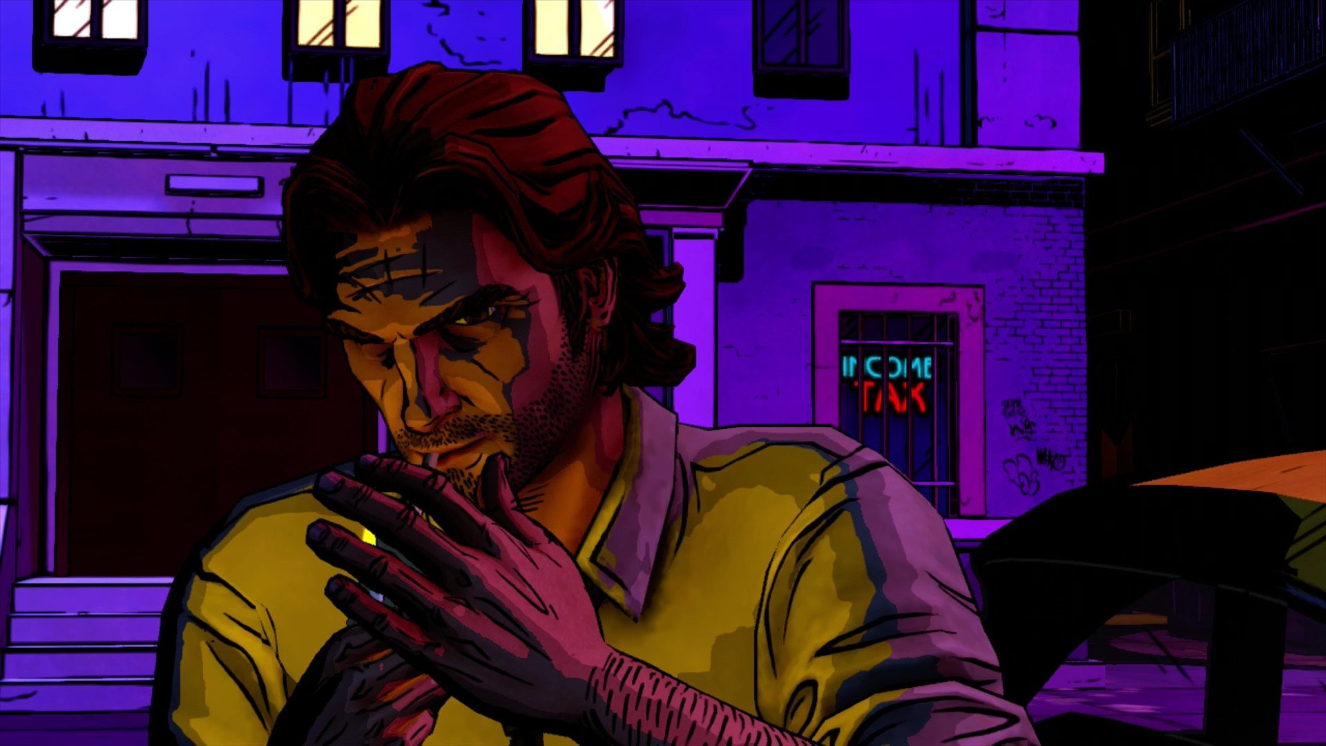 The Wolf Among Us Episode 1 Faith PS3 PlayStation 3