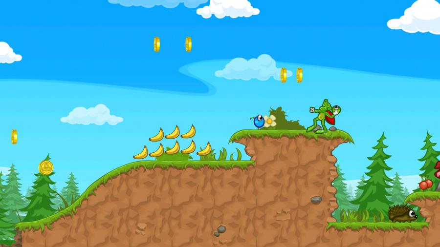 Superfrog HD Review - Screenshot 2 of 3