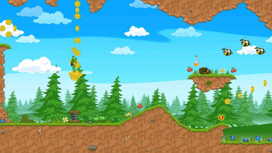 Superfrog HD Review - Screenshot 3 of 3