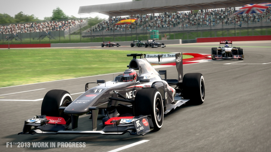 F1 2013 Review - Screenshot 4 of 7
