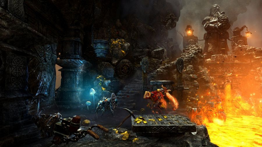 Trine 2: Complete Story Review - Screenshot 3 of 4