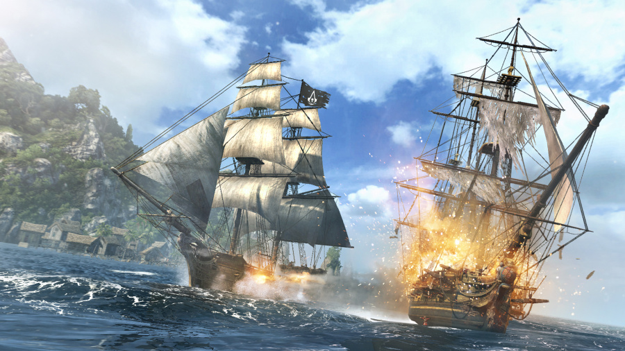 Assassin's Creed IV: Black Flag Review - Screenshot 6 of 9