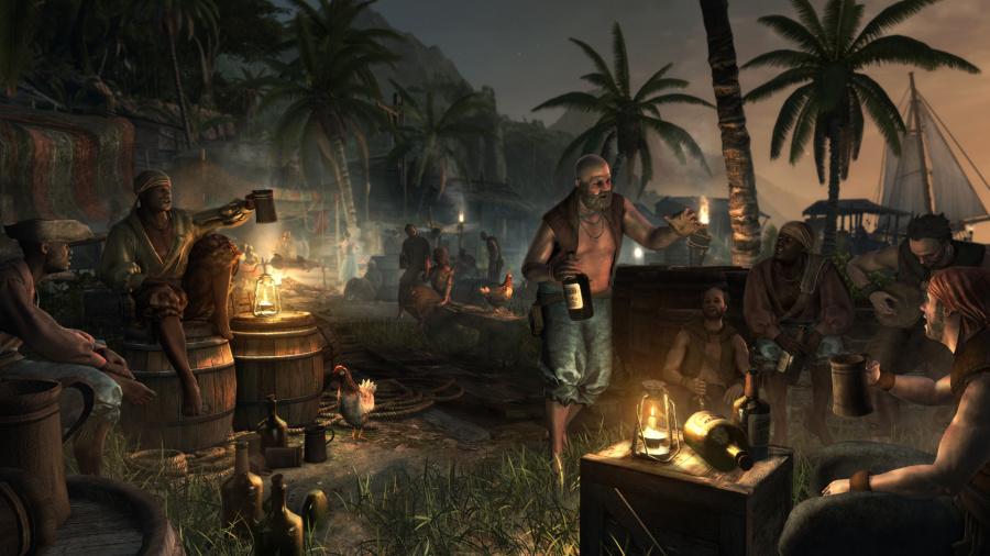 Assassin's Creed IV: Black Flag Review - Screenshot 9 of 9