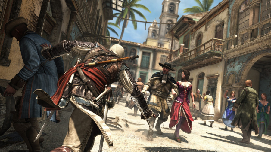 Assassin's Creed IV: Black Flag Review - Screenshot 1 of 9