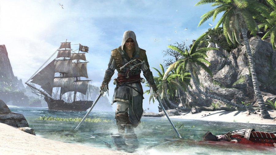 Assassin's Creed IV: Black Flag Review - Screenshot 2 of 9