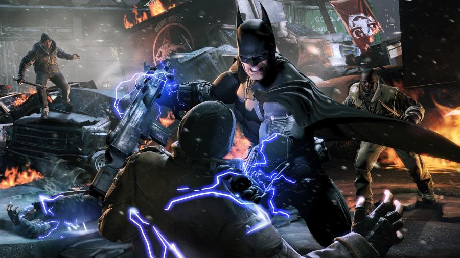Batman: Arkham Origins Review - Screenshot 2 of 5