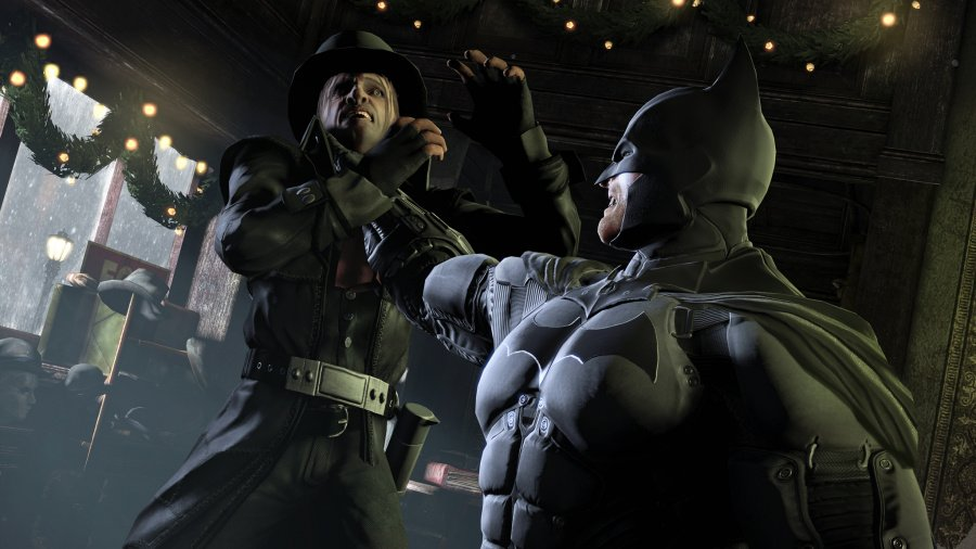 Batman: Arkham Origins Review - Screenshot 1 of 5