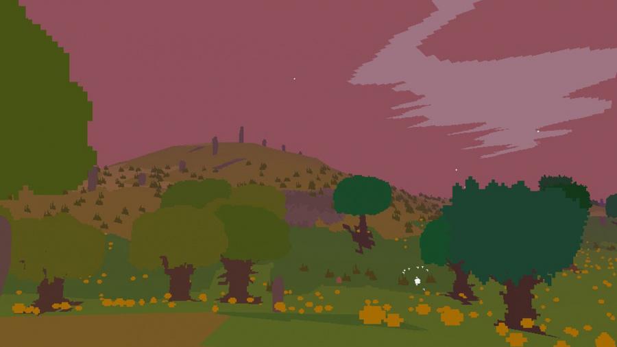 Proteus Review - Screenshot 1 of 3