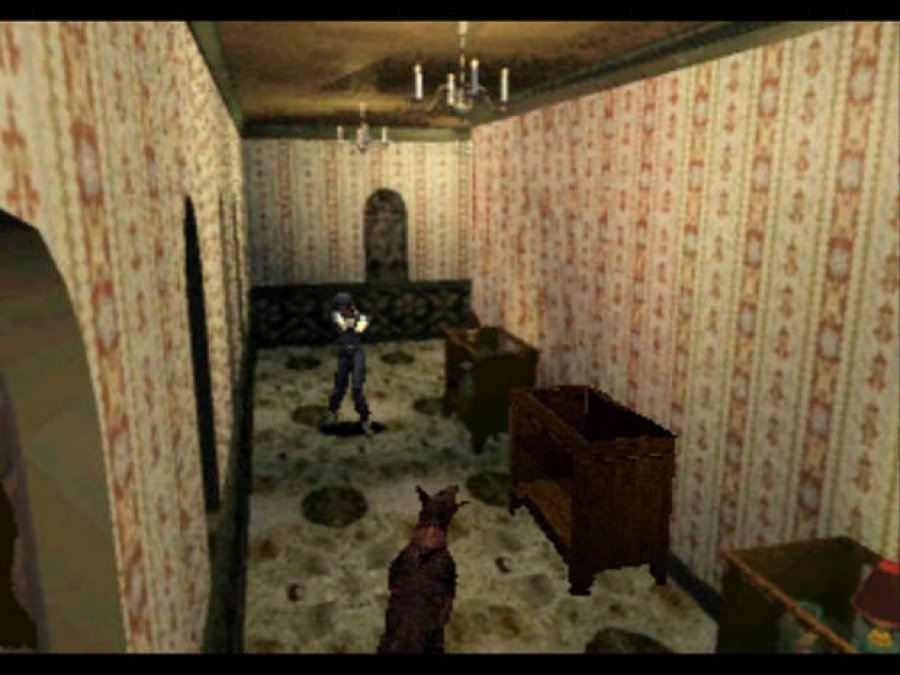 Resident Evil: Director's Cut Review - Screenshot 7 of 7