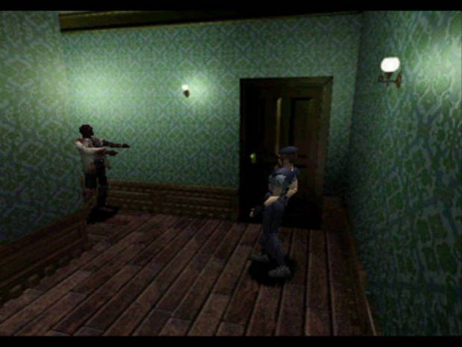Resident Evil: Director's Cut Review (PSone) | Push Square