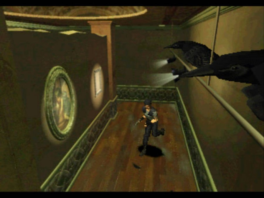 Resident Evil Director S Cut Review Psone Push Square
