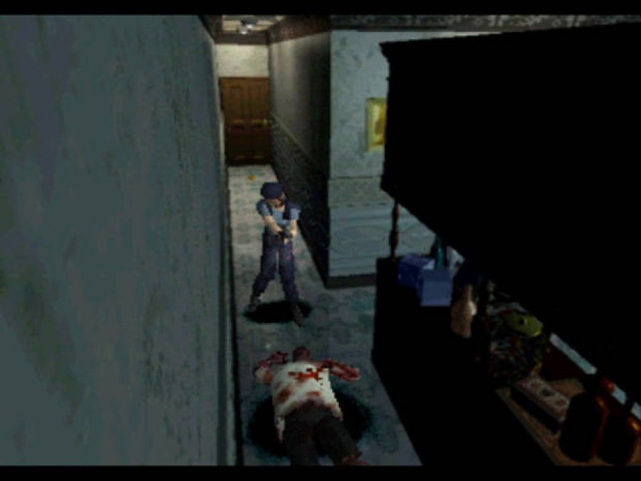Resident Evil: Director's Cut Review - Screenshot 1 of 7