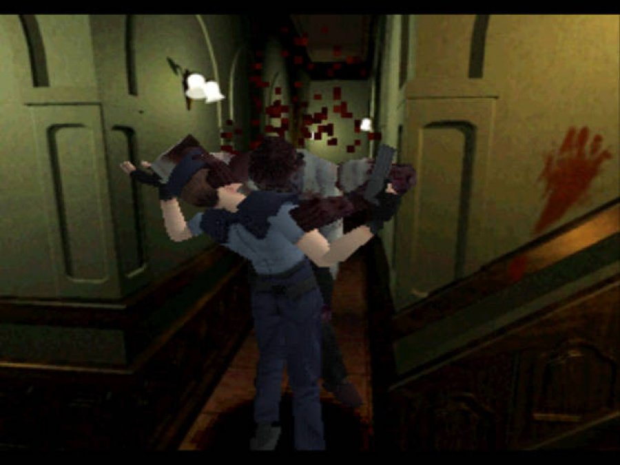 Resident Evil: Director's Cut Review - Screenshot 2 of 7
