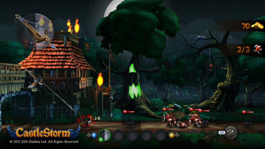CastleStorm Review - Screenshot 4 of 4