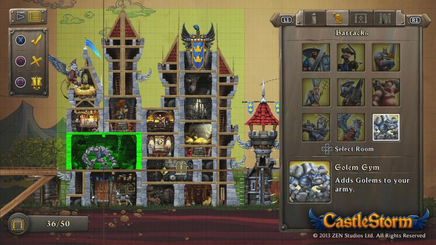 CastleStorm Review - Screenshot 1 of 4