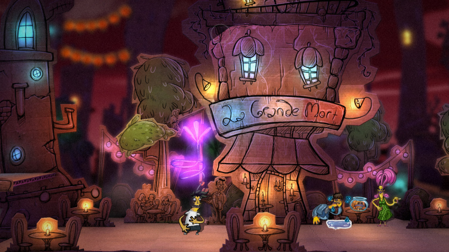 Stick It to the Man Review - Screenshot 2 of 3
