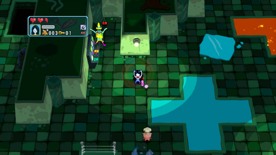 Adventure Time: Explore the Dungeon Because I DON'T KNOW! Review - Screenshot 2 of 4