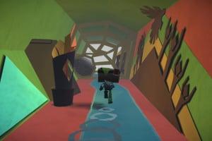 Tearaway Screenshot