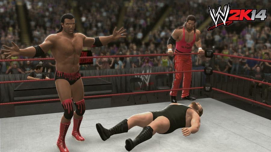 WWE 2K14 Review - Screenshot 1 of 7