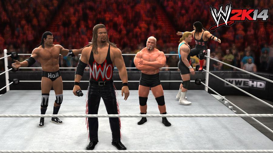 WWE 2K14 Review - Screenshot 5 of 6