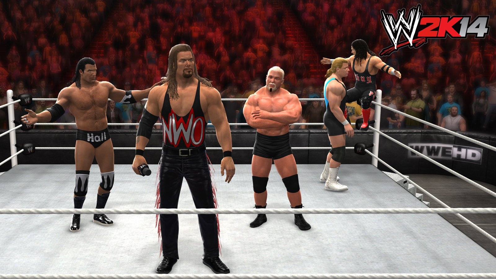 wwe 2k14 how to create a ps3