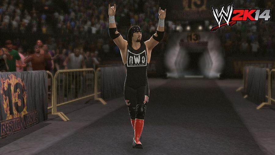 WWE 2K14 Review - Screenshot 6 of 7