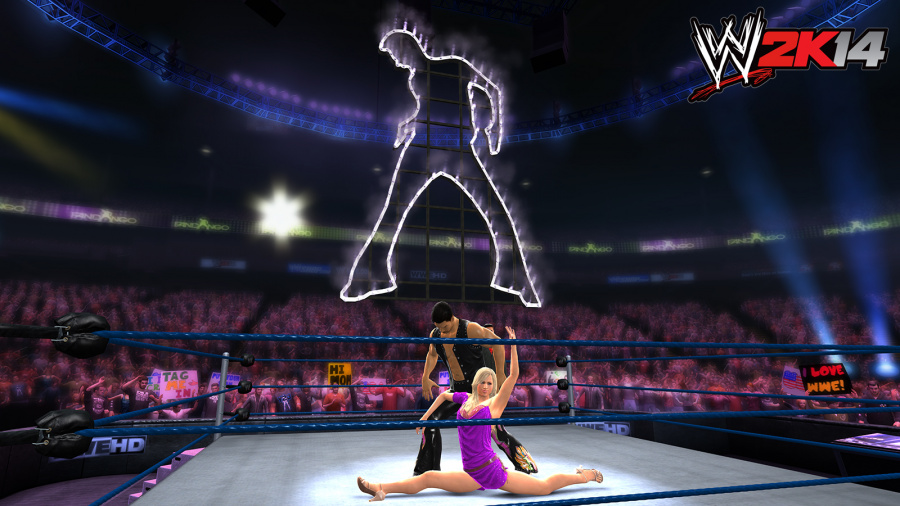 WWE 2K14 Review - Screenshot 2 of 6